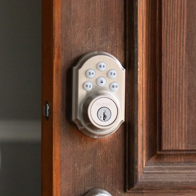 Fort Worth security smartlock